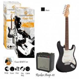 Rocker Pack BK Комплект ел.китара с комбо усилвател